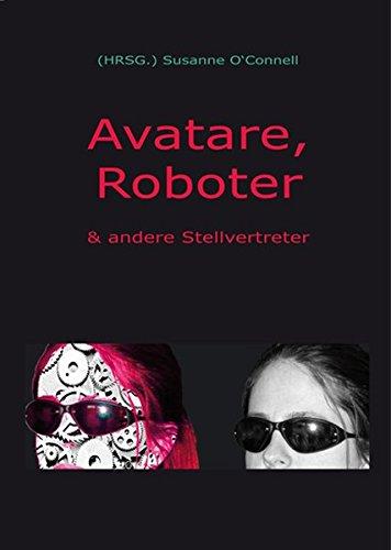 cover anthologie avatare roboter und andere stellvertreter